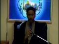 Ramadhan 2013 molana syed jan ali kazmi mj 6 effects of food in our lives toronto canada  Urdu