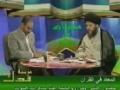 مطارحات في العقيدة | حضور النبي عند سكرات الموت Arabic