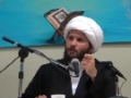Ramadhan1434 (04 SABA) Principles regarding unity   Sh Hamza Sodagar   28July13 - English