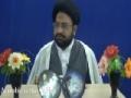 [19][Ramadhan 1434] Tafseer-e-Surah-e-Furqaan - Moulana Taqi Agha -  Urdu