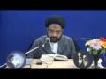 [20][Ramadhan 1434] Tafseer-e-Surah-e-Furqaan - Moulana Taqi Agha -  Urdu