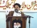 Khutba Eid-ul-Fitr (Sermon) 1434 (2013) - Ustad Syed Jawad Naqavi - Urdu