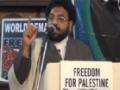[AL-QUDS 2013] International Quds Conference - Hyderabad, India - Moulana Taqi Agha -  Urdu