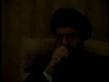 A Dialogue with Sayyed Hasan Nasrallah - Part 1 - Arabic