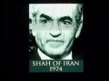 RARE - Shah of Iran and Mike Wallace on the Jewish Lobby - 35 Yrs ago