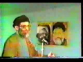 Friday Prayers Ayatollah Khamenei The Friday of Blood