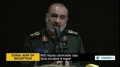 [03 Sept 2013] The deputy commander of IR Islamic Revolution Guards Corps says Syria is not alone - English