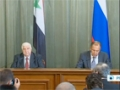 [09 Sept 2013] Russian FM & his Syrian counterpart Presser in Moscow (P. 2) - English