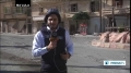 [11 Sept 2013] Press TV exclusive: Syria clears Maloula of militants Part 1 - English