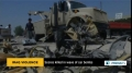 [15 Sept 2013] Scores killed in wave of car bombs in Iraq - English