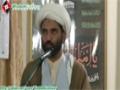 [Tanzeemi o Tarbiayati Convention] Speech H.I Maqsood Domki S.G MWM Balochistan - 7 April 2013 - Urdu