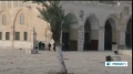 [25 Sept 2013] Violence flares as israeli army lays siege to al-Aqsa compound - English