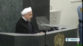 [25 Sept 2013] Rouhani, Obama address mutual concerns, differences - English