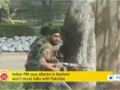 [26 Sept 2013] 9 people are dead as militants attack a police station in Kashmir - English