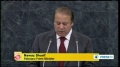 [27 Sept 2013] Sharif calls for immediate end to US drone strikes - English