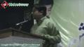 [طلوع فجر تعلیمی کنوینشن] Speech Br. Asad Abbas - Faisal Town, Lahore - March 2013 - Urdu