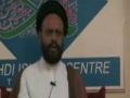 Fazail-e-Imam Ali AS and his rights over us - Moulana Zaki Baqri - Urdu
