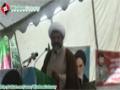 [امیدِ مستضعفین جہاں کنونشن] Speech. H.I Raja Nasir Abbas - 27, 28, 29 Sept 2013 - Urdu