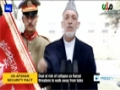 [08 Oct 2013] Afghan President Hamid Karzai threatens to quit talks on a security deal with US - English