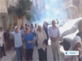 [11 Oct 2013] 2 killed several injured as police clash with Morsi supporters - English