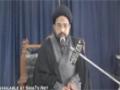 Hamd-e-Elahi - 29th Ziqadh 1434 A.H - Moulana Syed Taqi Raza Abedi - Urdu