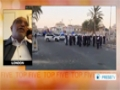 [13 Oct 2013] Bahraini forces attack protesters chanting anti-regime slogans - English