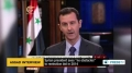 [21 Oct 2013] Assad sees no obstacles to reelection bid in 2014 - English
