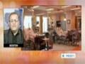 [23 Oct 2013] Sanctions mostly affect Iranian patients: Kaveh Afrasiabi - English