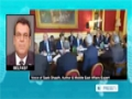 [23 Oct 2013] Syria crisis resolution must come from Syrians: Shaath - English