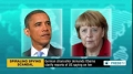 [23 Oct 2013] Germany chancellor demands obama clarify reports of US spying on her - English