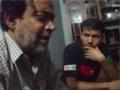 [Clip] Wo Agaye Hussain (A.S) - Shaheed Ustad Sibte Jaffar Zaidi Teaching Syed Ali Safdar - Urdu