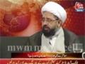 [Media Watch] Muslim unity, a dream or reality - H.I Amin Shaheedi - 2/ 2 - Urdu