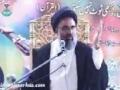 Azadari Tasalsul-e-Razm-e-Karbala - 20 April 13 - Ustad Syed Jawad Naqavi - Urdu