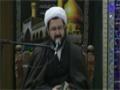 سخنرانی شب 3 محرم - H.I Mandegari - 6 Nov 2013 - Farsi