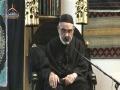 [05] Muharram 1435 - Pairwane Imam, Karbala Say Zahoor Tak - H.I Ali Murtaza Zaidi - UK London - Urdu