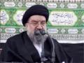 Muharram 2013 Imam Khamenei at Hussainiyah Imam Khomeini - Speech H.I Khatmi- Farsi