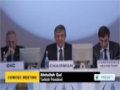 [20 Nov 2013] 29th session of COMCEC underway in Istanbul - English