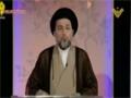 [15 Nov 2013] آداب السلوك - قِلّة الطعام   السيد سامي خضرا - Arabic