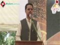 [یوم حسین ع] Speech : Dr. Zahid Ali - 11 November 2013 - Karachi University - Urdu