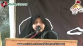 [یوم حسین ع] Speech : Sister. Nadeem Zehra - 12 November 2013 - Urdu University - Urdu