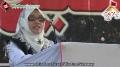 [یوم حسین ع] Speech : Sis. Rabab - 02 September 2013 - Sindh Medical Collage - Urdu