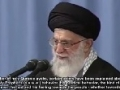 Leader of the Muslim Ummah, Ayatollah Khamenei on Muslim Unity - 29 January 2013 - Farsi sub English