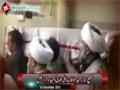 Janaza Of Shaheed Deedar Ali Jalbani And Shaheed Sarfaraz Bangash - 04 Dec 2013 - Urdu