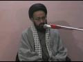 [15 Muharram 1435] Shaheed Wazifa Shanaas Hota Hai - H.I Sadiq Taqvi - Korangi - Urdu