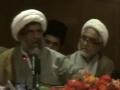 [2/2][Media Watch] آل پاکستان شیعہ پارٹیز کانفرنس - H.I Raja Nasir - MWM Pak - Urdu