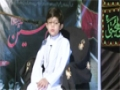 [یوم حسین ع] Majlis : Youngest Zakir kumail Abbas Jafferi - 07 December 2013 - Mehdia Hostel, Karachi - Urdu
