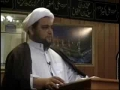 August 2008 - Preparation for Zahoor - Moulana Mohammed Ali Baig - English