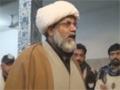 [Speech] حسینیت زندہ آباد یزیدیت مردہ H.I Raja Nasir Abbas - 20 Safar 1435 - Urdu