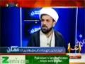 [Media Watch] Kya Har Saal Moharram Khauf Ke Saye Talay Guzrega - Maulana Asghar Askari - 24 Dec 2014 - Urdu