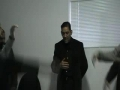 Noha By Br. Mohsin  - Imam Bargah-e- Masoomeen Windsor  Ontario - Urdu